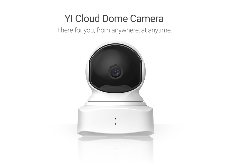 YI Cloud Home Camera 1080P HD Wireless IP Security Camera Pan/Tilt/Zoom Indoor Surveillance System Night Vision Motion Detection 7