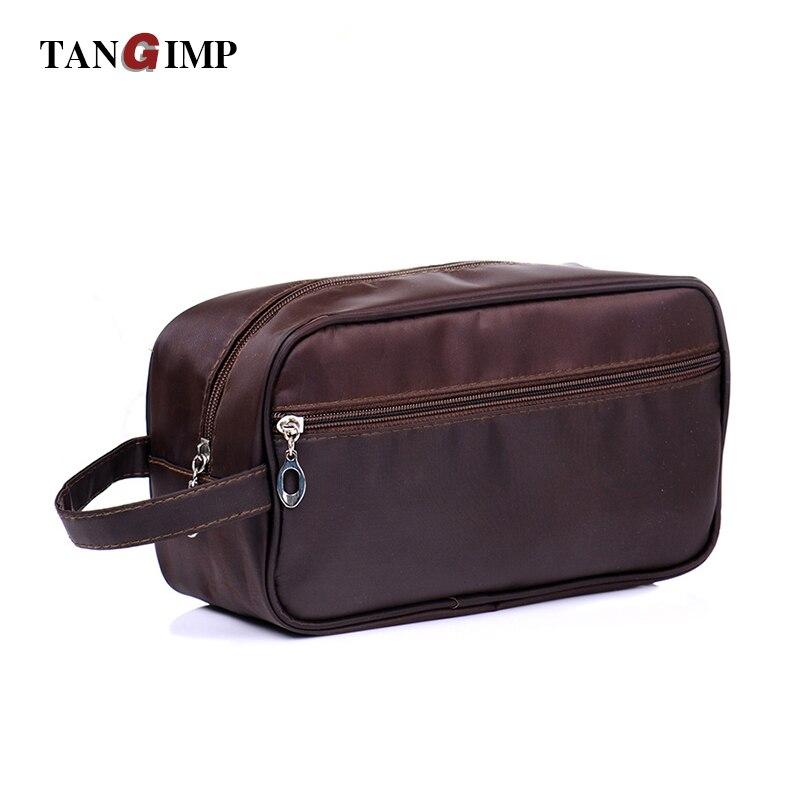 TANGIMP Travel Cosmetic Bag For Make Up Women Men Makeup Cosmetic Cases Wash neceser Toiletry Bag necessaries para mulheres
