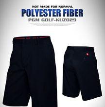 Новые PGM Аутентичные брюки для гольфа мужские шорты идеальные плоские мужские шорты летние тонкие сухие подходят дышащие Masculino