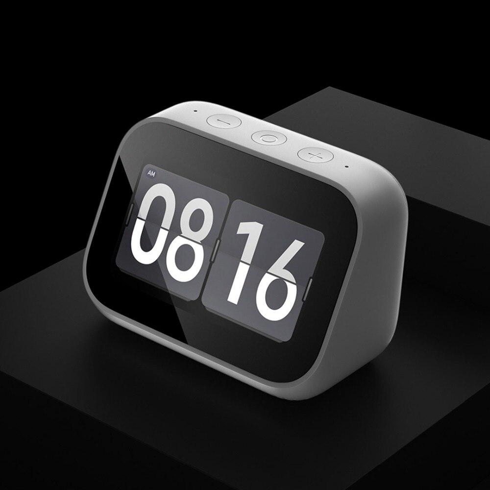 D'origine Xiaomi AI Visage Écran Tactile Bluetooth 5.0 Haut-Parleur Numérique Affichage Réveil WiFi Connexion Intelligente avec sonnette vidéo - 6