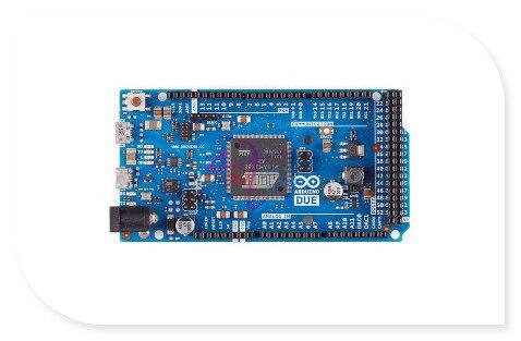 Италия оригинальный ИЗ-ЗА R3 микро Плате контроллера для Arduino, ARM 32 бит AT91SAM3X8E 84 МГц нет Кабель для Передачи Данных Комплект