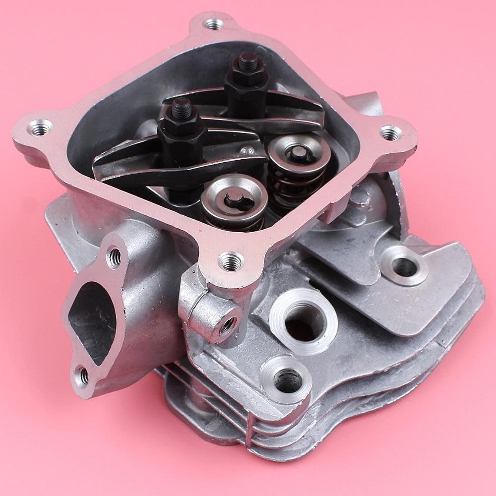 Cylinder Head Assembly For Honda GX160 GX200 5.5HP 6.5HP GX 160 200 168F 4 Stroke Small Engine Lawn Mower Part