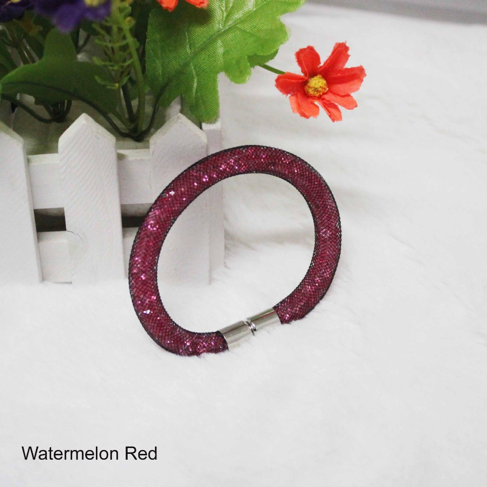 Sbracelet-Watermelon Red
