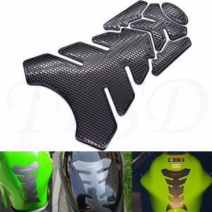 New fashion universal motorcycle decal gas fuel tank pad protection sticker For Yamaha YZF 600 R6 1000 R1 R6S ZX6R/636 Z1000(China)