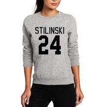 Teen Wolf Stilinski 24 Women Sweatshirt