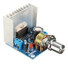 TDA7297 Amplificatore Audio Stereo 2x15W Modulo 12V Amplifier Board Dual-Canale New Arrival