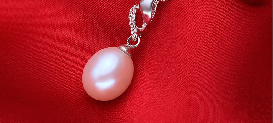 rice pearl pendant  (7)