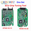 OBD2 ECU Chip Tuning Programmer KTAG V2.13 Hardware V6.070 KESS V2 Master V2.28 HW V4.036 No Tokens Limmited For Multi-brand car