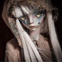 1/4 BJD 49 см куклы игрушки высшего качества китайская Кукла BJD шарнир Кукла для девочек Hermit IX