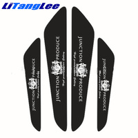 Litanglee Car Styling Black English Anti Collision Protection Strip Car Door Edge Protection Car Refit For
