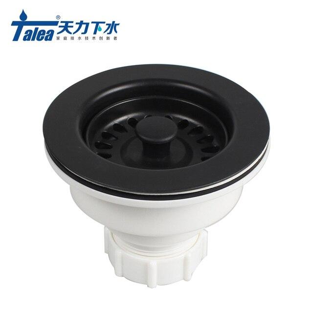 Aliexpress.com : Buy Talea Sink Waste Kit Bathroom Plug Trap Water ...