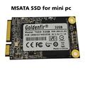 Goldenfir низкая цена msata SSD 32 ГБ 16 ГБ 8 ГБ Твердотельные Диски msata для мини-ПК добро пожаловать oem заказ