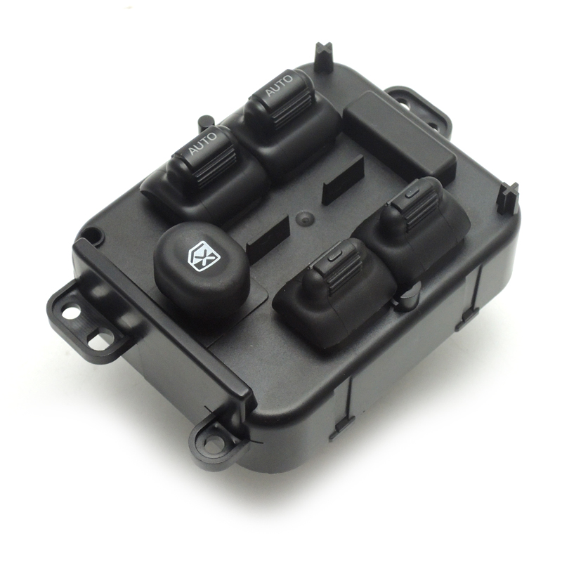 ФОТО KEMiMOTO Door Power Window Switch Front Left For Jeep Liberty 2002-2007 56054002AA