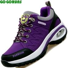Женщины открытый спорт туризм обувь дамы восхождение на гору охота trekking обувь женская кроссовки кроссовки ботинки 286 P