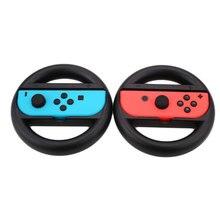 Для Mario Kart 8 для nintendo Switch беспроводной гоночный руль геймпад Рулевое Колесо кронштейн 2 шт