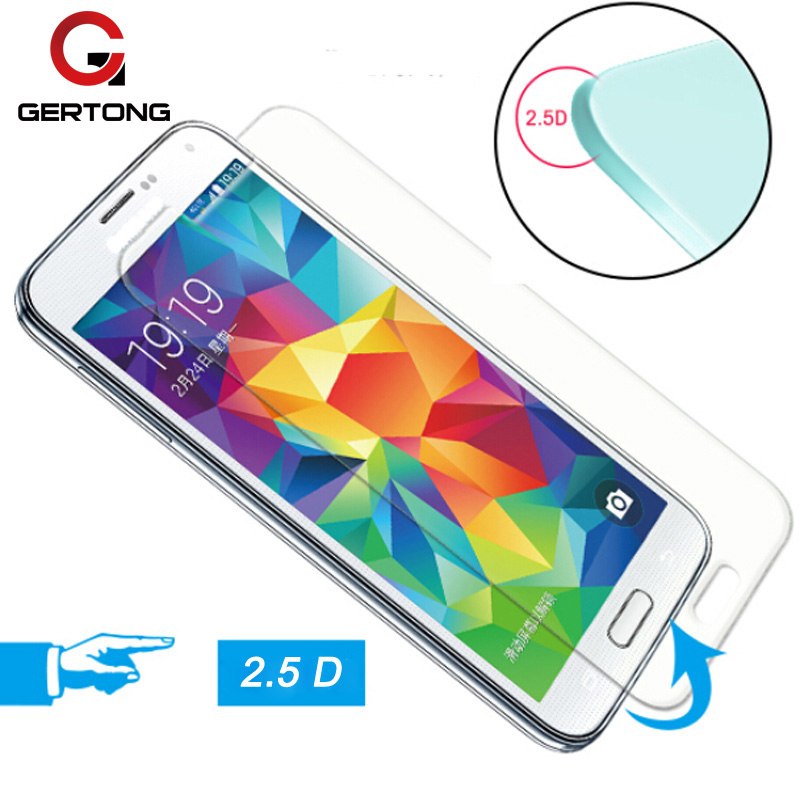 GerTong 9H Tempered Protective Glass For Samsung Galaxy J1 J3 J5 J7 A3 A5 A7 J1 mini 2016 Screen Protector Film Toughened Glass