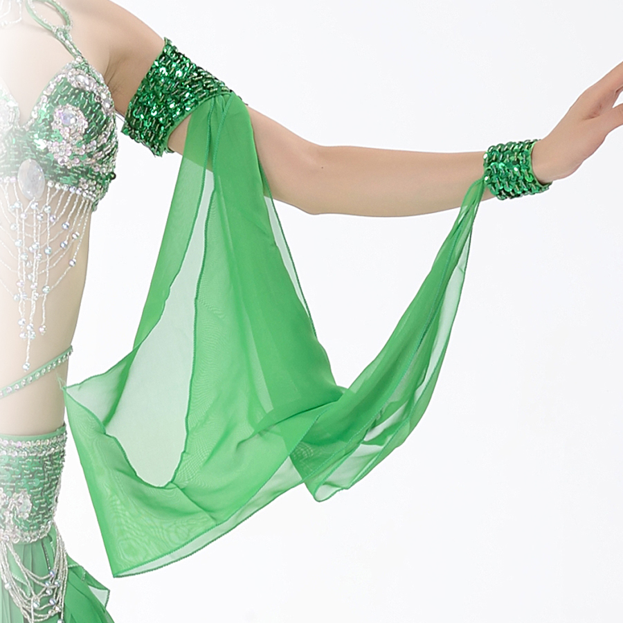 2018 Wholesale Belly Dance Costume 1 Piece Armbands Armlets Arm