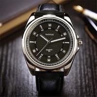 YAZOLE Brand Luxury Wrist Watch PU Leather Sport Men Quartz Wristwatches Clcok Watch Men S Waterproof