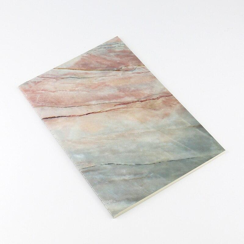 Diseños de mármol Funda suave A5 Líneas de cuaderno Composición - Blocs de notas y cuadernos - foto 5