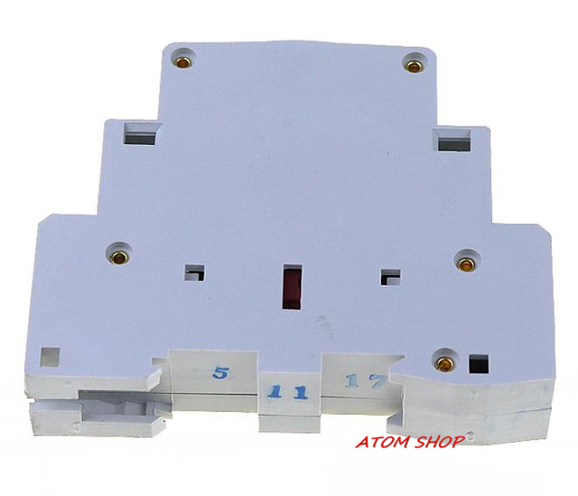 CT 2P 16A 220V 2NO  household AC contactor /Household contact module LYN