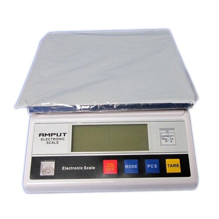 10 кг x 0,1 г Цифровой Точные Электронные весы Лабораторные промышленные весы Баланс w/подсчета