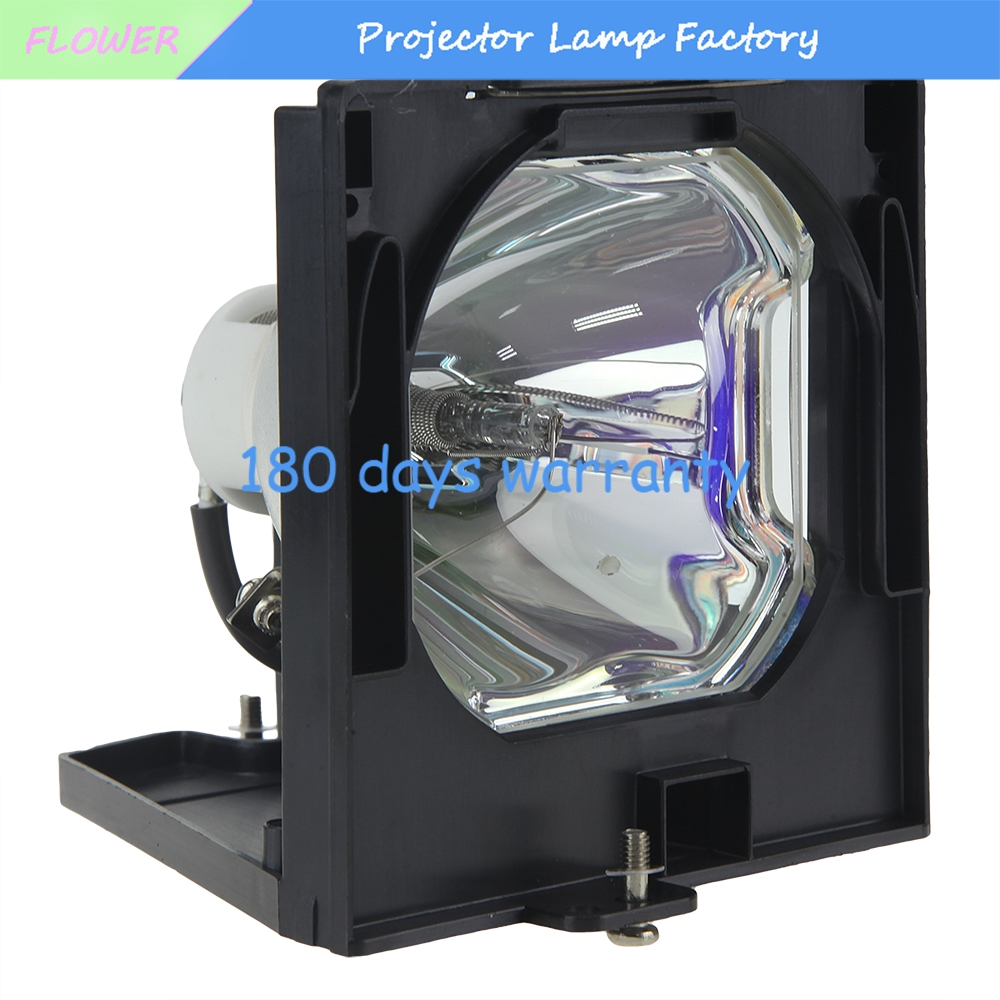 XIM Replacement projector lamp bulb POA-LMP28 / 610 285 4824 with housing for SANYO PLC-XP30 PLV-60 PLV-60HT PLV-60K, etc original lamp bulb poa lmp38 for sanyo plc xp42 plc xp45 plc xp45l plv 70 plv 70l