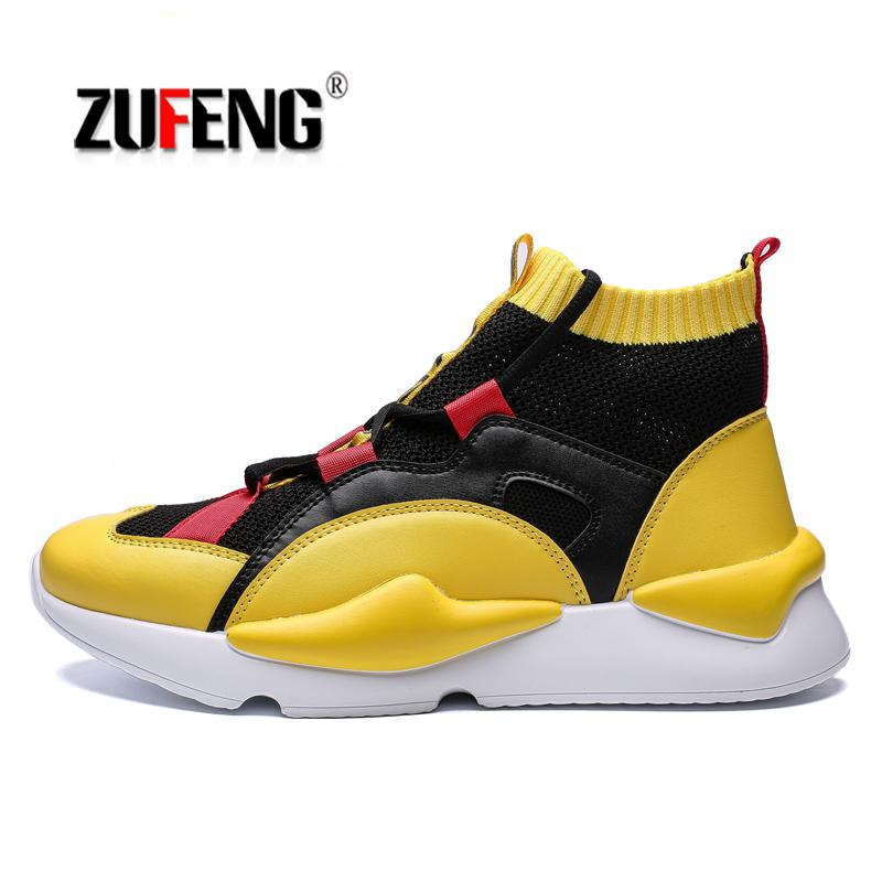 Hot Sale Zufeng Big Size 45 Basketball Shoes For Men Women Sneakers