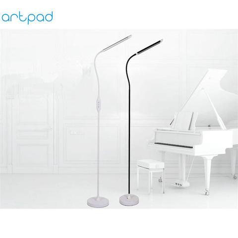 artpad 10 w gooseneck duravel lampada de