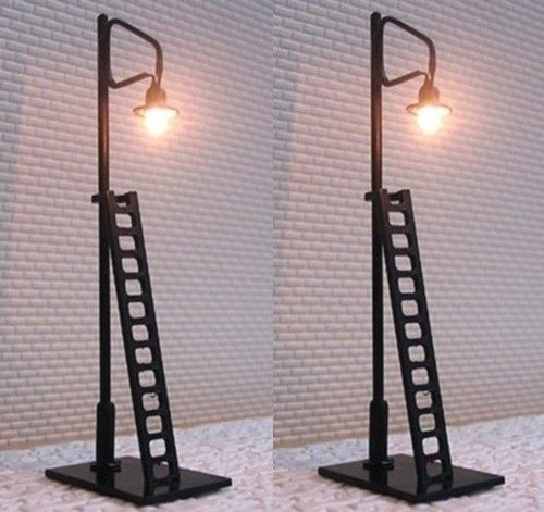 1:100-150 SCALE MODEL HIGH QUALITY ARCHITECTURE LED SIGNAL TRAFFIC LIGHTS LAMP TRAIN LAMP