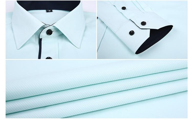 HTB1ReU1RFXXXXaCXVXXq6xXFXXXi - Dudalina Camisa Male Shirts Long Sleeve Men Shirt Brand Clothing Casual Slim Fit