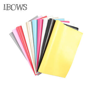 IBOWS Soft Leather Sewing Bag Material Handmade Fabric