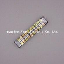 Клеммные блоки TB-1510(15A 10 P) Патч-панель проводка ряд распределительная коробка