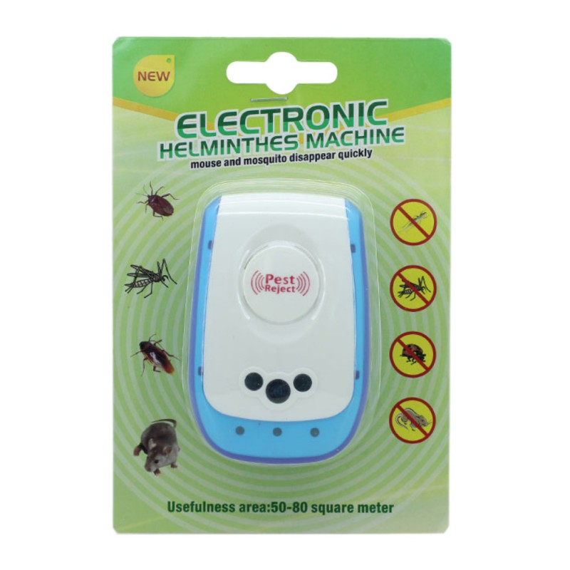 Electronic Insect Repellent Mosquito Killer Ultrasonic Insect Repellent Repeller Drive Home Environmental Protection Safety