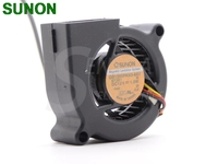 Free Shipping SUNON GB1205PKV3 8AY 5020 12V 1 0W Maglev Dc Blower Notebook CPU Cooler Cooling