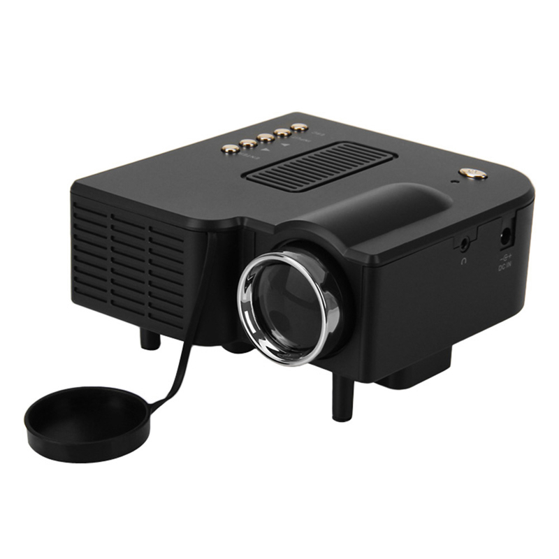 Online buy wholesale cheap multimedia projector from china for Cheap mini portable projector