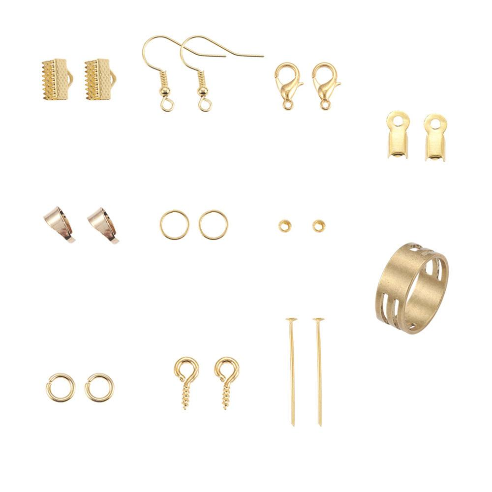 Fashion 100pcs DIY Earring Findings Earrings Clasps Hooks Fittings DIY Jewelry Making Accessories Iron Hook Snake jewelry in Jewelry Findings Components from Jewelry Accessories