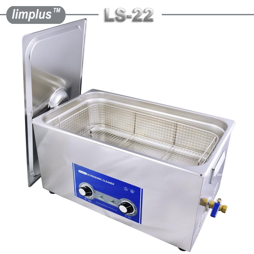 Banjë me rezervuar të pandryshkshëm Limplus 22L tejzanor pastrues - Pajisje shtëpiake - Foto 5