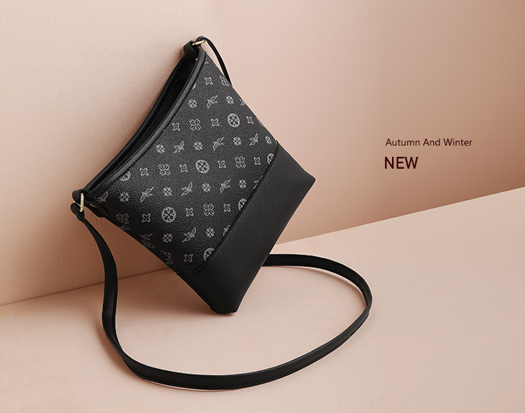 9  change The new 2019 womens bag is simple and versatile with a classic print patchwork one-shoulder  TCR845 190414  jia9  change The new 2019 womens bag is simple and versatile with a classic print patchwork one-shoulder  TCR845 190414  jia