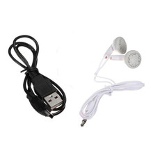 E5 3.5mm In-Ear Earphone Headphone Headset For Tablet MP3+Da