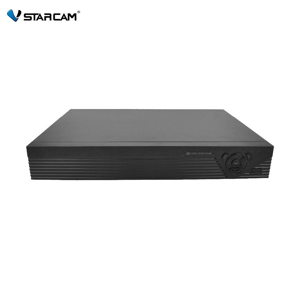 VStarcam 16CH Onvif 2.4 NVR Wifi Netwerk Video Recorder Gezichtsherkenning HDMI Video/Audio Output Interface Cloud Storage N160