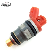 High Performance Fuel Injector 23250-76020/23209-79055 For Toyota Previa 2.4L Fuel Injector 23250-76020/23209-79055 zhake 4x fuel injector original 23250 15040 for vios 4a fe 5a 7a 8a 2325015040 23209 15040 2320915040 fuel injection nozzles