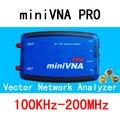 VNA 100 K-200 MHz Vector Network Analyzer miniVNA PRO VHF/NFC/RFID RF Antenna Analyzer VNA Gerador de sinal de SWR/S-Parâmetro/Smith