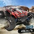 RC Coche de Alta Velocidad de 43 Km/h Carrera Rápida Cars1: 12 Escala RC carreras de ENERGÍA ELÉCTRICA 2.4G 4WD Coche de control Remoto Fuera de la Carretera Todo terreno
