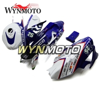 Racing Motorcycle fiberglass Injection Fairings Kit For BMW S1000RR 2011 2012 2013 2014 Cowlings Gloss White Blue Hulls