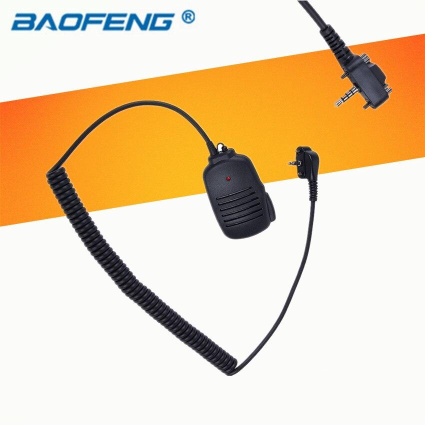 2-wire Headset Earpiece Mic For Vertex Standard VX230 VX231 VX298 Portable Radio