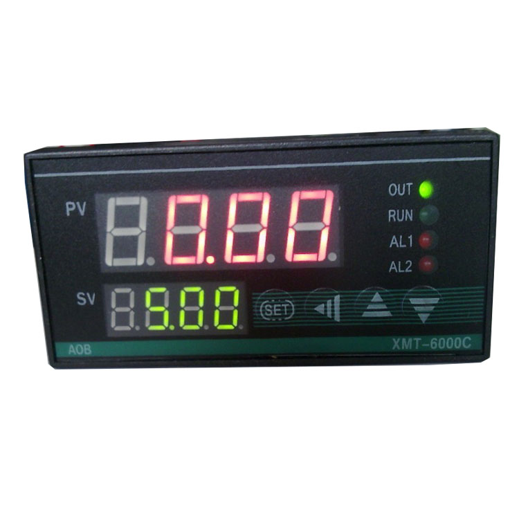 Intelligent digital pressure gauge pressure transmitter 4-20mA signal output
