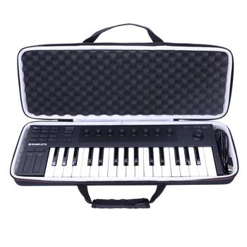 LTGEM EVA Waterproof Carrying Hard Case for Native Instrument Komplete Kontrol M32 Controller Keyboard фото
