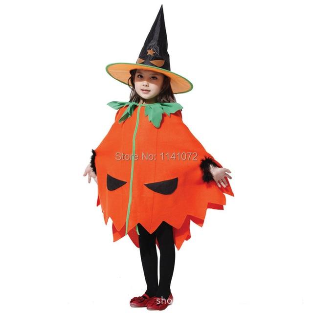 2014 fashion halloween pumpkin costume for kids pirate costume made in china