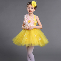 Fancy Beautiful Children Short Ball Gown Prom Pageant Wedding Dress Birthday Party Frocks For Little Girls