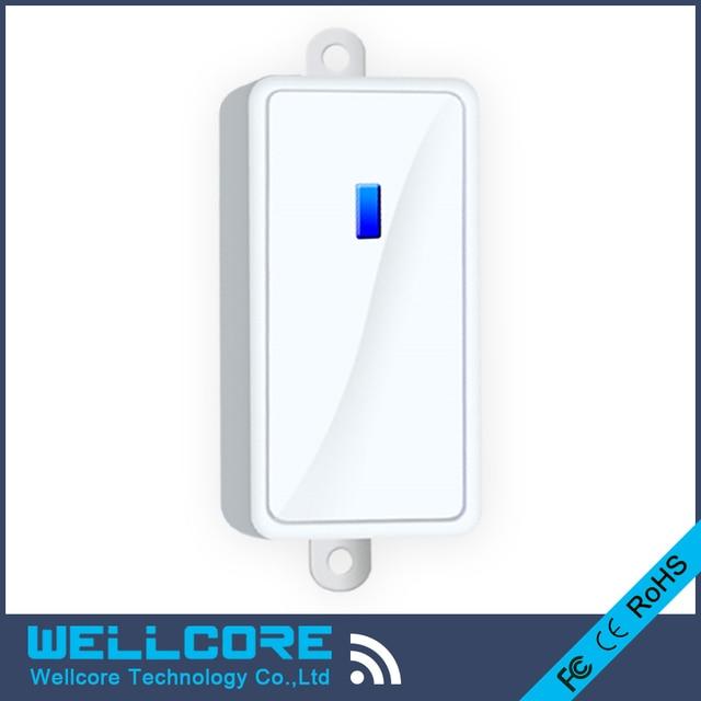 2017 Free Shipping!Complete iBeacon & Eddystone Compatible bluetooth ibeacon sticker NRF51822 beacon tag